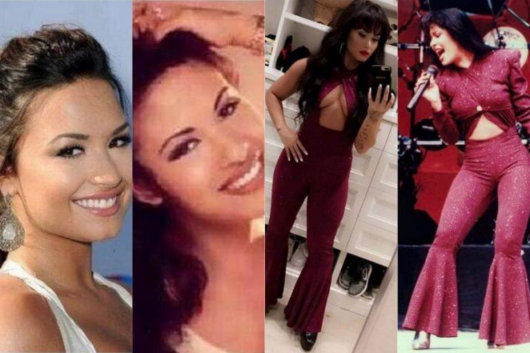 Conoce A La Actriz Que Interpretara A Selena Quintanilla En